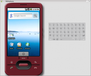 Android virtual device