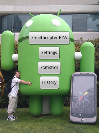 """""""Ugly"""" default buttons in android"""