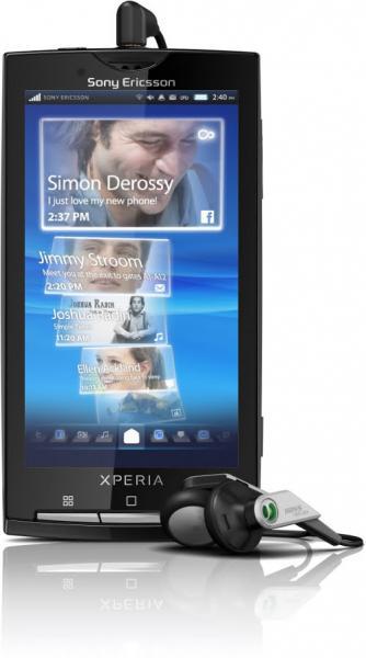 Sony Ericsson Timescape