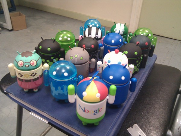 16 dead zebra android collectibles unboxed
