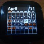 Calendar Plugin Month