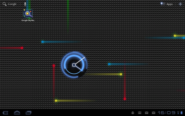 Nexus Revamped on a xoom