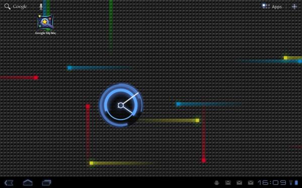 Nexus Revamped on a xoom